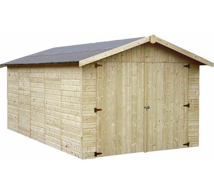 Casetas de madera en BriCor 3099