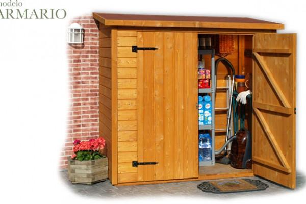Casetas de madera en Green House 797