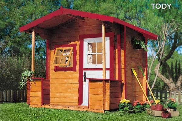 Casetas de madera en Green House 815