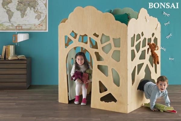Casetas de madera en Green House 828