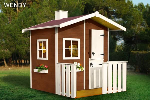 Casetas de madera en green house viviendu - Casetas prefabricadas para jardin ...