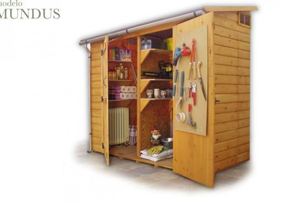 Casetas de madera en Green House 796