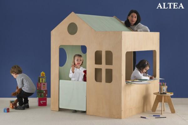 Casetas de madera en Green House 803
