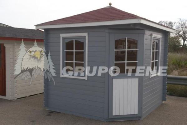 Casetas de madera en Grupo Tene 4152