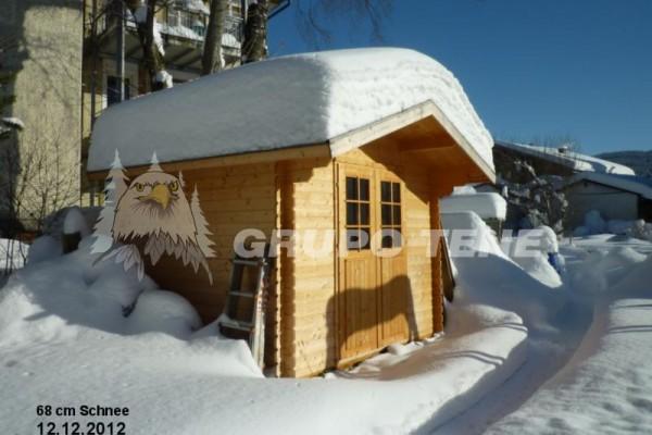 Casetas de madera en Grupo Tene 4155