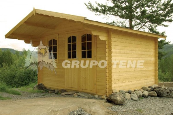 Casetas de madera en Grupo Tene 4159
