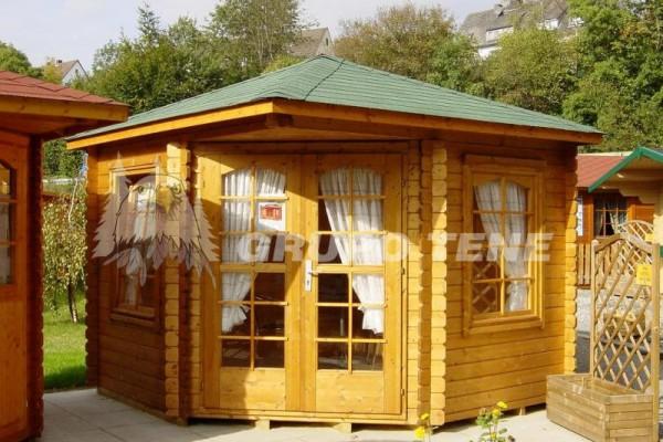 Casetas de madera en Grupo Tene 4143