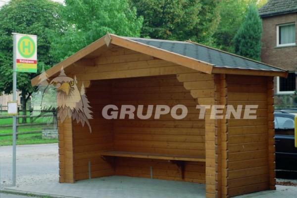 Casetas de madera en Grupo Tene 4167