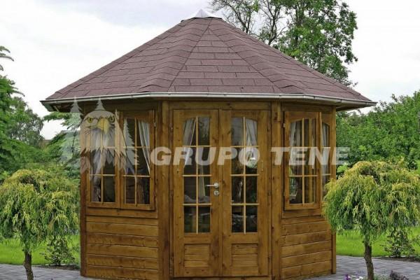 Casetas de madera en Grupo Tene 4170