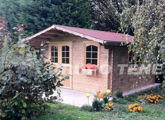 Casetas de madera en Grupo Tene 4142