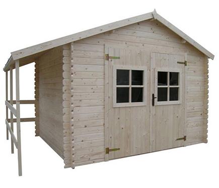 Casetas de madera en Leroy Merlin 2970