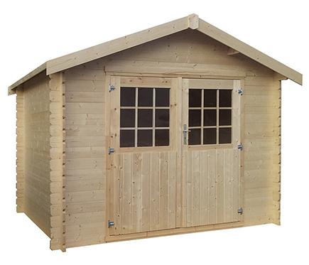 Casetas de madera en leroy merlin viviendu - Casetas metalicas leroy merlin ...