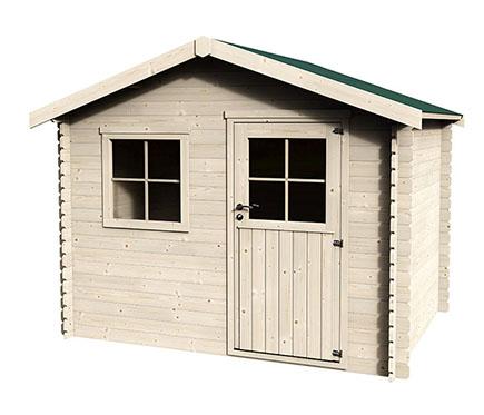 Casetas de madera en leroy merlin viviendu for Casetas de jardin de madera