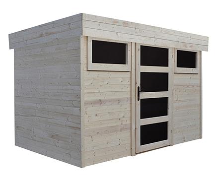 Casetas de madera en Leroy Merlin 2974