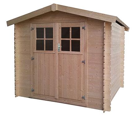Casetas de madera en Leroy Merlin 2977