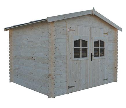 Casetas de madera en Leroy Merlin 2979