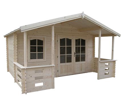 Casetas de madera en Leroy Merlin 2983