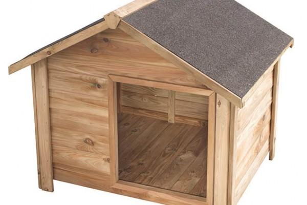 Casetas de madera en Leroy Merlin 3014