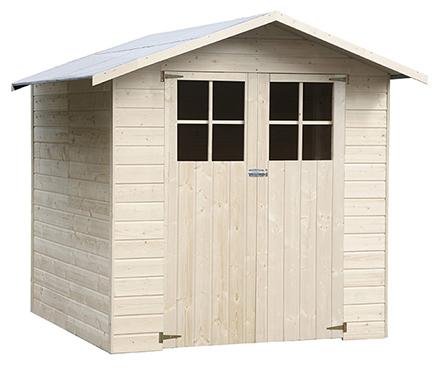 Casetas de madera en leroy merlin viviendu - Casetas de resina ...