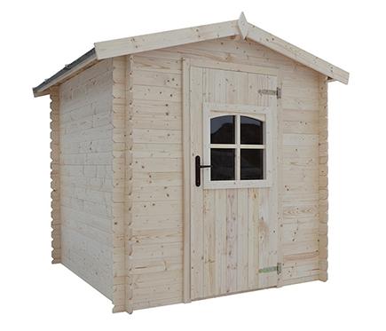 Casetas de madera en leroy merlin viviendu for Casetas para banos