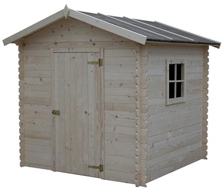 Casetas de madera en leroy merlin viviendu - Casetas de herramientas ...