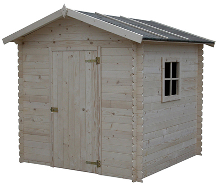 Casetas de madera en leroy merlin viviendu - Casetas de jardin leroy ...