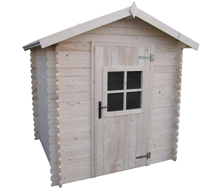 Leroy merlin casetas exterior dise os arquitect nicos - Caseta madera exterior ...