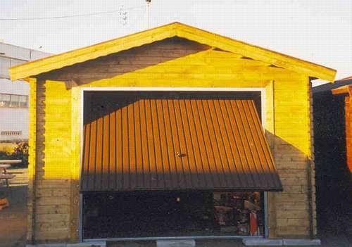 Casetas de madera en Madera Siglo XXI – Casas Naturales 2602