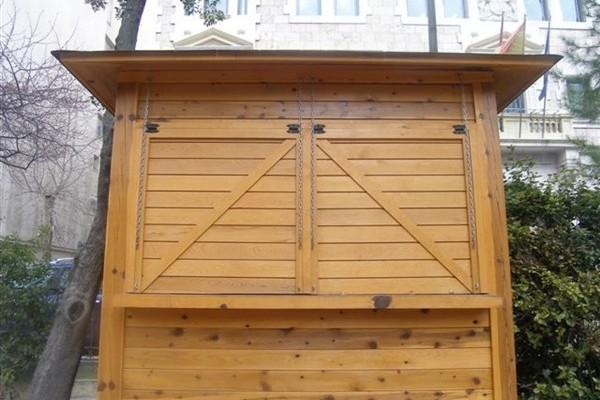 Casetas de madera en Maderas Cuenca 4365