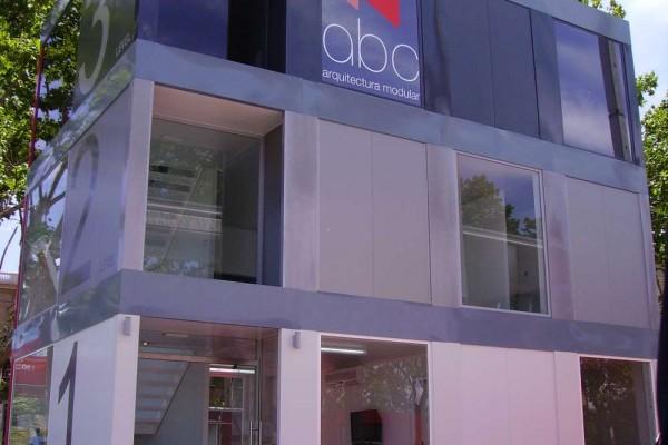 Casas modulares en ABC Modular 2105