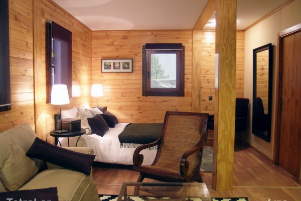 Cabañas de madera en ABS 82