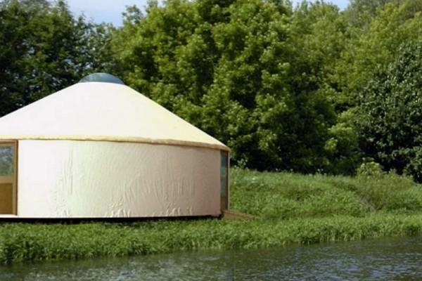yurta glamping