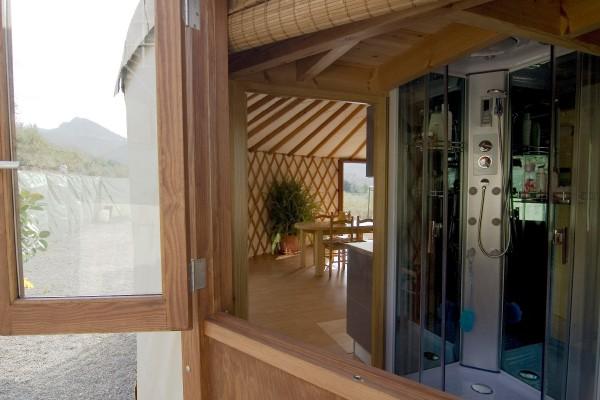 Jaimas, Tipis y Yurtas en Casa Alternativa 6205