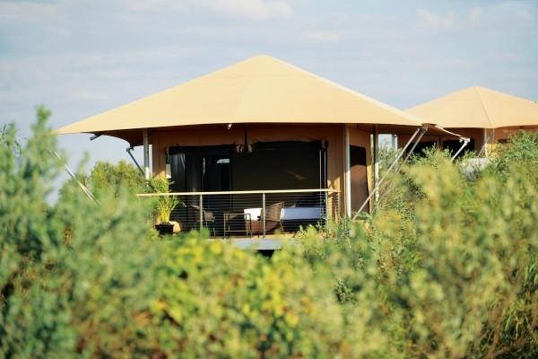 Jaimas, Tipis y Yurtas en Eco Structures 5578