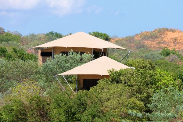 Jaimas, Tipis y Yurtas en Eco Structures 5584