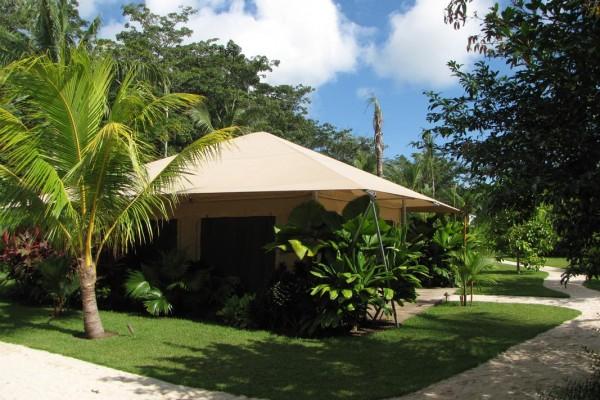 Jaimas, Tipis y Yurtas en Eco Structures 5587