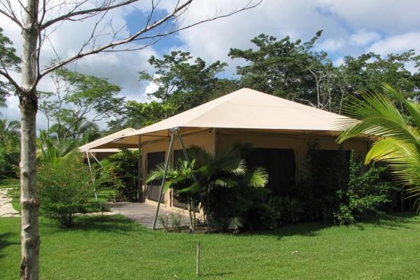 Jaimas, Tipis y Yurtas en Eco Structures 5588