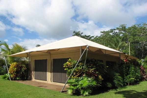 Jaimas, Tipis y Yurtas en Eco Structures 5590