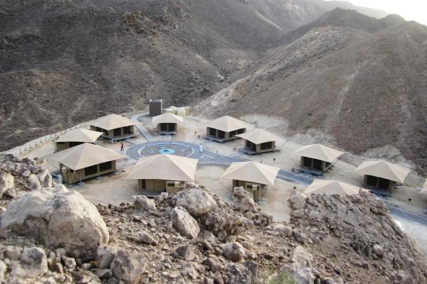 Jaimas, Tipis y Yurtas en Eco Structures 5591