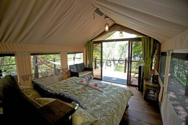 Jaimas, Tipis y Yurtas en Exclusive Tents 5494