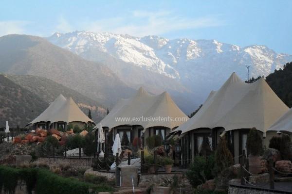 Jaimas, Tipis y Yurtas en Exclusive Tents 5497