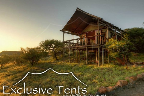 Jaimas, Tipis y Yurtas en Exclusive Tents 5498