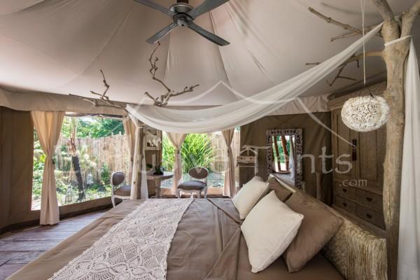 Jaimas, Tipis y Yurtas en Exclusive Tents 5484
