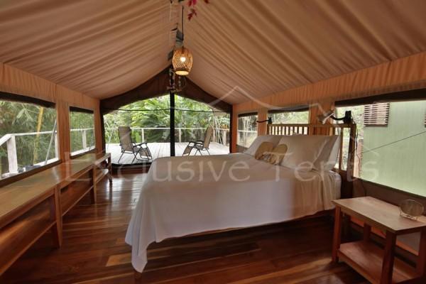 Jaimas, Tipis y Yurtas en Exclusive Tents 5486