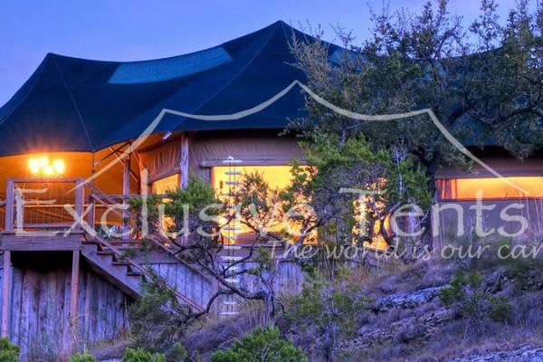 Jaimas, Tipis y Yurtas en Exclusive Tents 5487