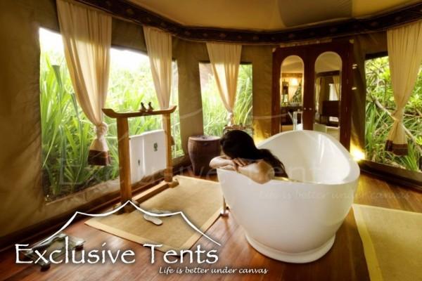 Jaimas, Tipis y Yurtas en Exclusive Tents 5533