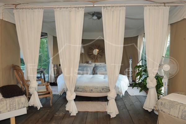 Jaimas, Tipis y Yurtas en Exclusive Tents 5490