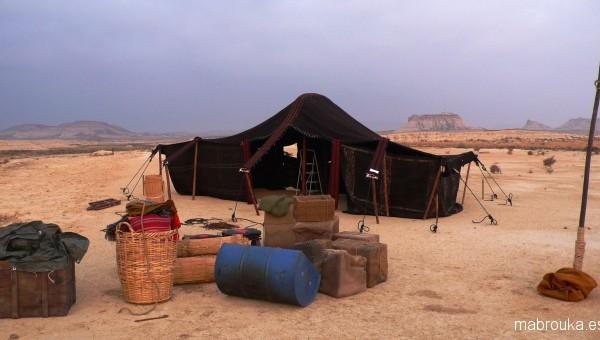 Jaimas, Tipis y Yurtas en Mabrouka 4024