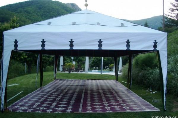 Jaimas, Tipis y Yurtas en Mabrouka 4031