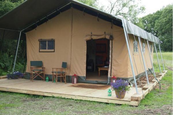 Jaimas, Tipis y Yurtas en Safari Tents 5107